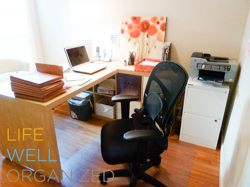 Life Well Organized: Office